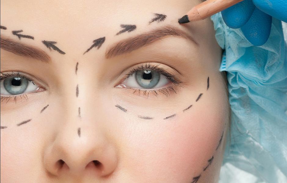 جراحة تجميل الوجه